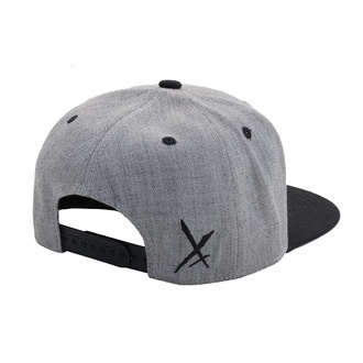 Kappe Cap HYRAW - BLACK BLAZON, HYRAW
