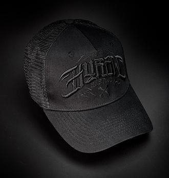 Mütze  HYRAW - ORIGIN - SCHWARZ - MÜTZE-HERKUNFT-SCHWARZ