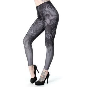 Damen Leggings HYRAW - CEMETERY, HYRAW