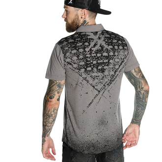 Herren T-Shirt HYRAW - Graphic - POLO KATAKOMBE, HYRAW