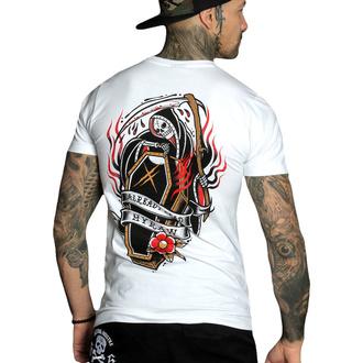 Herren T-Shirt HYRAW - Graphic - SARG WEISS, HYRAW