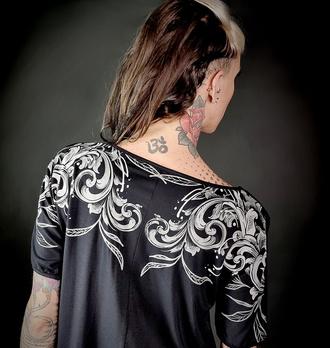Frauen T-Shirt HYRAW - NIGHTMARE, HYRAW