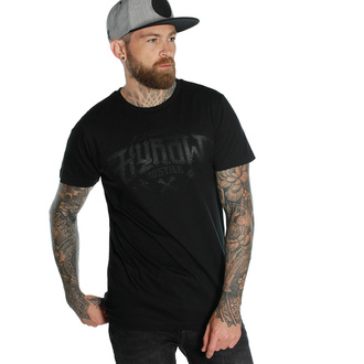 Herren T-Shirt HYRAW - Graphic - LOGO NOIR, HYRAW