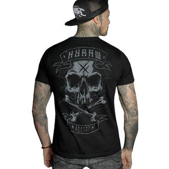 Herren T-Shirt HYRAW - Graphic - ADDICT, HYRAW