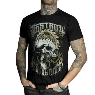 Herren T-Shirt HYRAW - Graphic - DESTROY, HYRAW