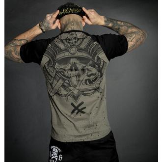 Herren T-Shirt HYRAW - Graphic - RAGLAN SAMOURAI, HYRAW