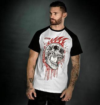 Herren-T-Shirt HYRAW - NO MASTERS - FW21-M15-SST