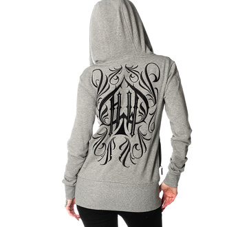 Damen Hoodie HYRAW - ACE OF SPADES, HYRAW