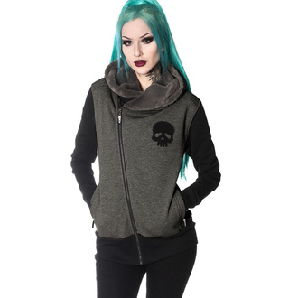 Damen Hoodie HYRAW - DEATH SHADOW, HYRAW