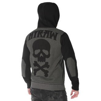 Herren Hoodie HYRAW - DEATH SHADOW, HYRAW