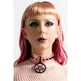 Halsband KILLSTAR - NS Magic - Pastel Pink, KILLSTAR