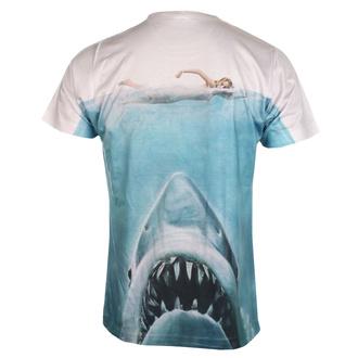 Herren T-Shirt JAWS - HYBRIS, HYBRIS, Der weiße Hai