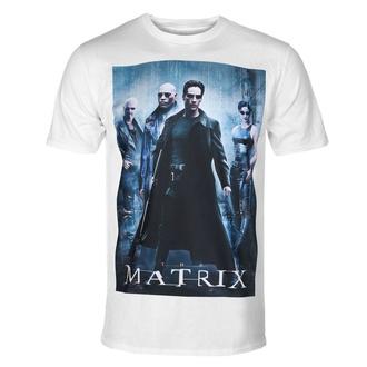 Herren T-Shirt The Matrix - Poster - Weiß - HYBRIS, HYBRIS, Matrix