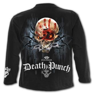 Herren Longsleeve Metal Five Finger Death Punch - Five Finger Death Punch - SPIRAL