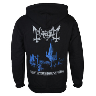 Herren Hoodie Mayhem - De Mysteriis Dom Sathanas - RAZAMATAZ, RAZAMATAZ, Mayhem