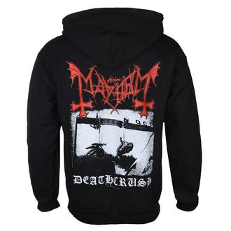 Herren Hoodie Mayhem - Deathcrush - (Schwarz) - RAZAMATAZ, RAZAMATAZ, Mayhem