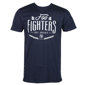 Herren T-Shirt Foo Fighters - NAVY- ROCK OFF, ROCK OFF, Foo Fighters