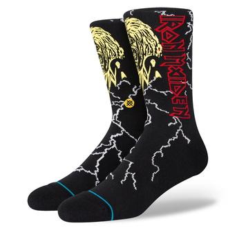 Socken IRON MAIDEN - NIGHT CITY - SCHWARZ - STANCE, STANCE, Iron Maiden