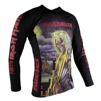 Herren Longsleeve Metal Iron Maiden - Iron Maiden - TATAMI, TATAMI, Iron Maiden