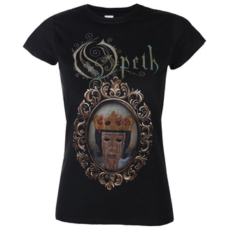 Damen T-Shirt Metal Opeth - Crown - NUCLEAR BLAST, NUCLEAR BLAST, Opeth