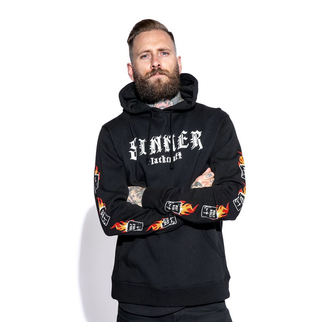 Herren Hoodie - Sinner - BLACK CRAFT, BLACK CRAFT