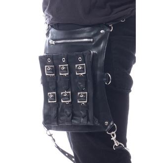 Tasche (Gürteltasche) VIXXSIN - MENACE - UNISEX - SCHWARZ, VIXXSIN