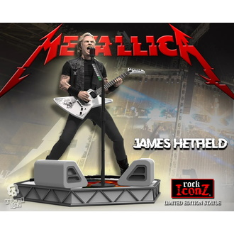 Figur Metallica - James Hetfield - Begrenzte Auflage, KNUCKLEBONZ, Metallica