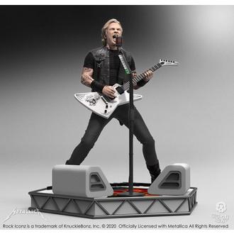 Figur Metallica - James Hetfield - Begrenzte Auflage, KNUCKLEBONZ, Metallica
