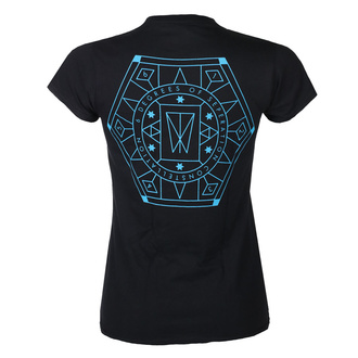 Damen T-Shirt Metal Within Temptation - RESIST ORB - PLASTIC HEAD, PLASTIC HEAD, Within Temptation