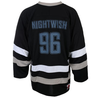 Herren Metal Trikot Nightwish - OWL - LOGO 96 BLK / WHT - Just Say Rock, Just Say Rock, Nightwish