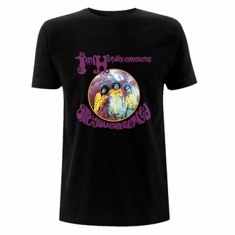 Herren-T-Shirt Jimi Hendrix - Are You Experienced - Schwarz - Gildan Heavy, NNM, Jimi Hendrix