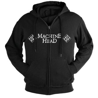 Herren Hoodie Machine Head - Moth - NUCLEAR BLAST, NUCLEAR BLAST, Machine Head