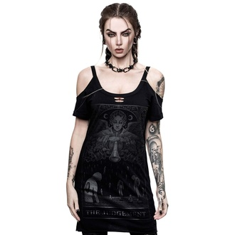 Damen T-Shirt (Oberteil) KILLSTAR - Judgment