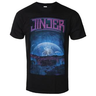Herren T-Shirt Metal Jinjer - Purple Haze - NAPALM RECORDS - TS_5804