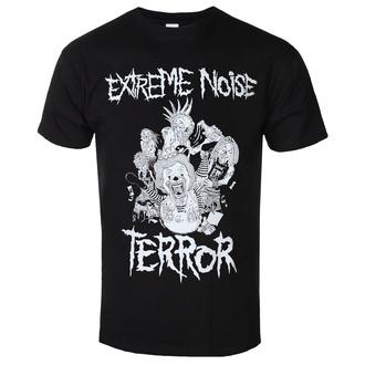 Herren T-Shirt Metal EXTREME NOISE TERROR - FOR LIFE - IM ES - PLASTIC HEAD, PLASTIC HEAD, Extreme Noise Terror