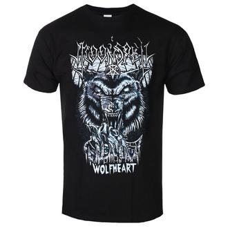 Herren T-Shirt Metal MOONSPELL - WOLFHEART - PLASTIC HEAD, PLASTIC HEAD, Moonspell