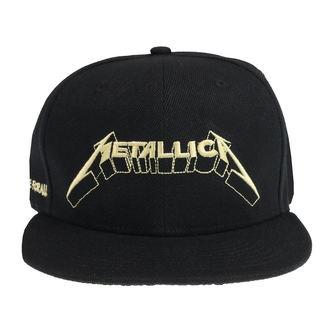 Kappe Cap Metallica - Justice Glow - Schwarz, NNM, Metallica