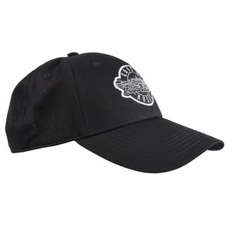 Kappe Cap Guns N' Roses - White Circle Logo - ROCK OFF, ROCK OFF, Guns N' Roses