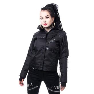 Damen Jacke Chemical Black - KALANI - SCHWARZ, CHEMICAL BLACK