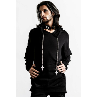 Unisex-Sweatshirt KILLSTAR - Kasumi - Schwarz, KILLSTAR