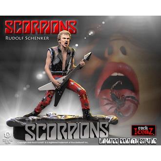 Figur Scorpions - Rudolf Schenker - KNUCKLEBONZ, KNUCKLEBONZ, Scorpions
