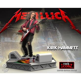 Figur Metallica - Kirche Hammett - Begrenzte Auflage, KNUCKLEBONZ, Metallica