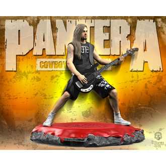 Figur Pantera - Rock Iconz Statue - Rex Brown, KNUCKLEBONZ, Pantera
