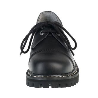 Schuhe Stiefel KMM 2-Loch - Black, KMM