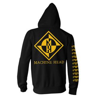 Herren Hoodie Machine Head - Diamond - NNM, NNM, Machine Head