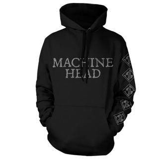 Herren Hoodie Machine Head - Lion Crest Rays - NNM, NNM, Machine Head