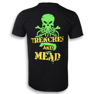 Herren T-Shirt Metal Alestorm - TRENCHES AND MEAD - PLASTIC HEAD, PLASTIC HEAD, Alestorm