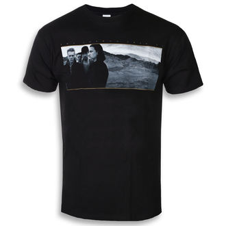 Herren T-Shirt Metal U2 - JOSHUA TREE - PLASTIC HEAD, PLASTIC HEAD, U2