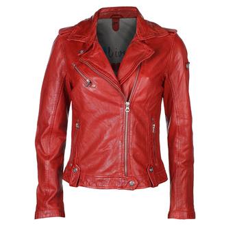 Damen Jacke (Metal Jacke) GGFamos LAMAXV - red, NNM