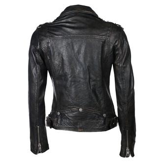 Damen Jacke (Metal Jacke) G2GPunk LAFOV - black, NNM